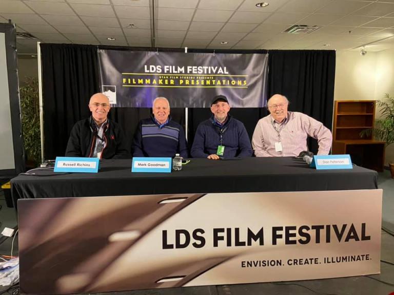LDSFF four bald guys