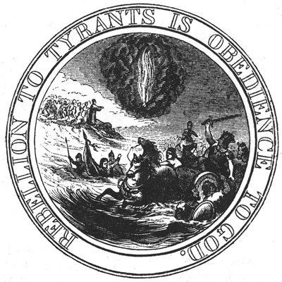 FRanklin's US seal