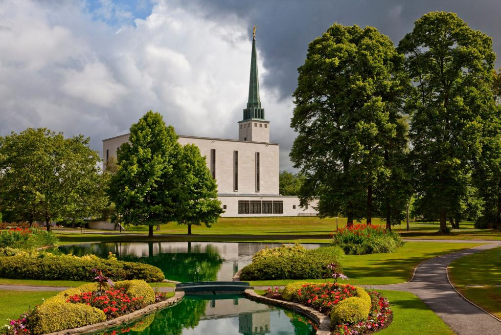 """The """"London"""" Temple"""