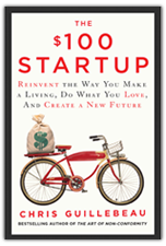 The $100 Startup giveaway