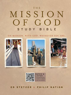 Mission of God Study Bible