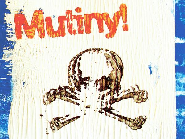 Mutiny! by Kester Brewin