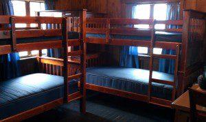 Children's bedroom or Army barracks?