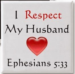 i respect my husband