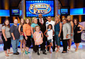 TLC's 'Cake Boss' family and the 'Honey Boo Boo' family were on 'Family Feud' If this keeps up will we see the Seewald versus the Dillard families on the show?