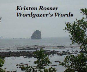 Image from Kristen Rosser's Wordgazer's Words