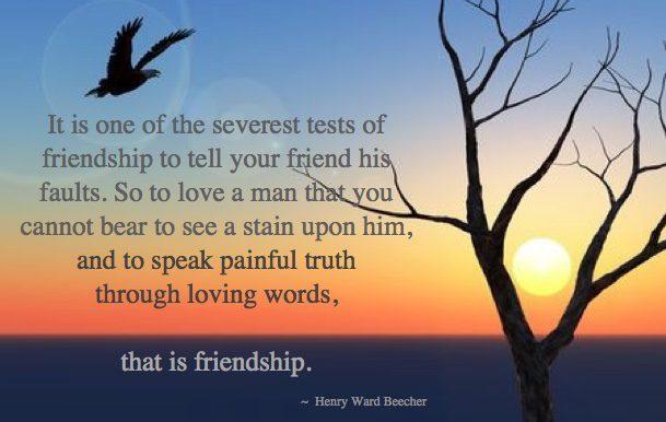 Beecher Friendship