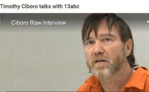 Screen capture from 13abc News, Toledo, Ohio