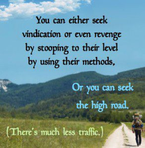 High Road quote