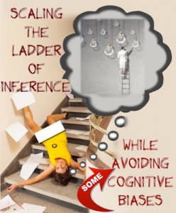 Falling Down Ladder of Inference