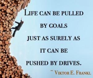Goals Frankl