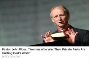 CB Misinform Piper blog wax