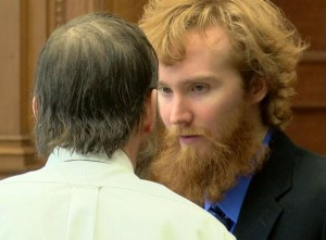 Timothy and Esten Ciboro. Esten's line of questioning led to brand-new sickening allegations. Screen capture via WTOL.