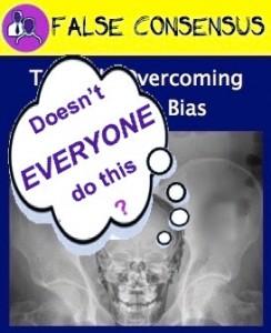 CB False Consensus NON-ASCH