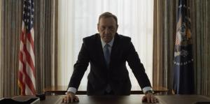 Screen cap of Kevin Spacey in 'House of Cards'