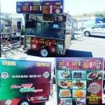The Halal Gyro Express Cart in San Jose, CA