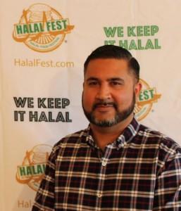Irfan Rydhan, Founder & Event Director of HalalFest.com