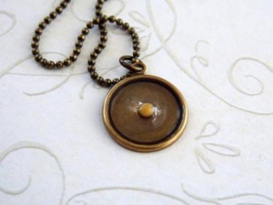 a Sermon on Faith, Doubt, and Mustard Seed Necklaces