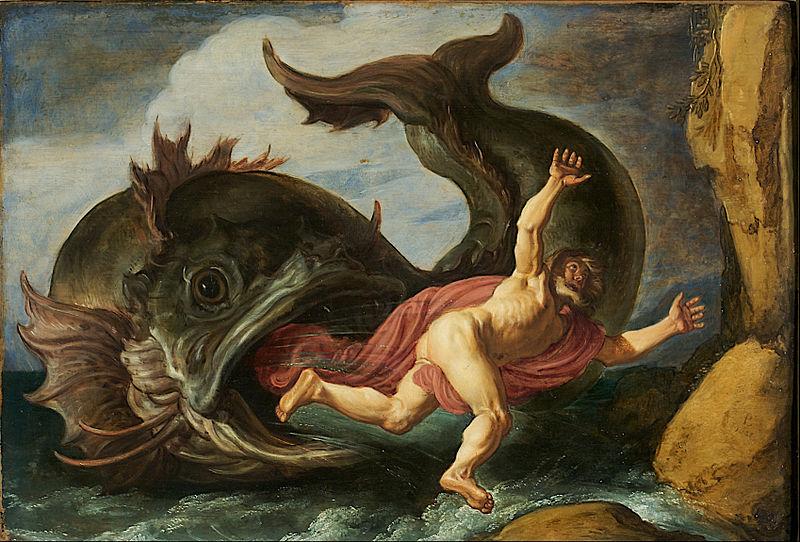 Pieter Lastman Jonah (public domain)