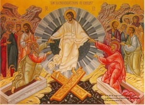 Resurrection of Christ Icon