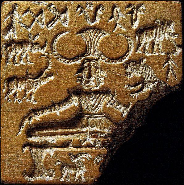 Proto-Shiva, From WikiMedia.