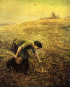 Gleaning_by_Arthur_Hughes