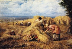 John_Linnell_-_The_Harvest_Cradle