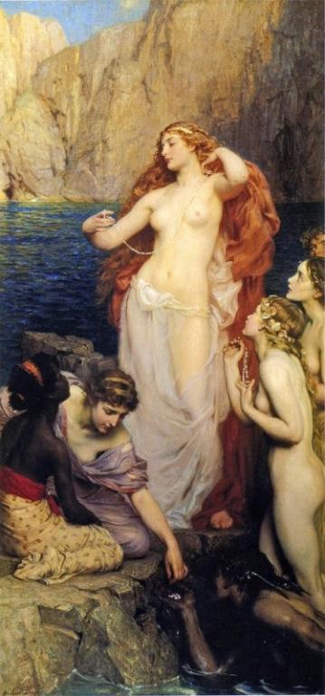 herbert-james-draper-pearls-of-aphrodite-1340115918_b-e1364353816279