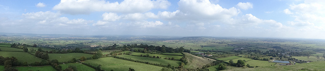 From atop the Tor.