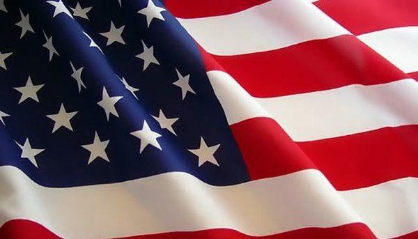 HARRIS.news (2013) American flag. Retrieved from https://commons.wikimedia.org/wiki/File:American-flag-2a.jpg
