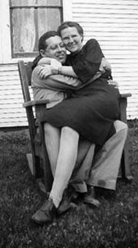 Victor & Cora Anderson