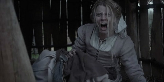 "Anya Taylor-Joy in ""The Witch.""  Courtesy A24 Distribution"