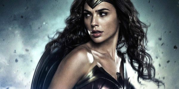 Gal Godot, as Wonder Woman.  The best thing about B vs. S.  Courtesy Warner Bros.