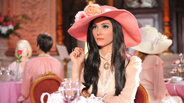"Elaine ""The Love Witch."""