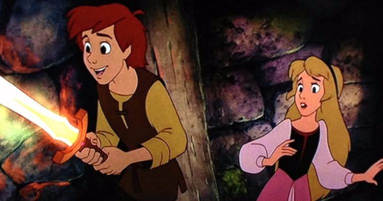 "Disney turned Taran's story into the underwhelming ""Black Cauldron"" movie in 1982."