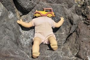 No Head Doll