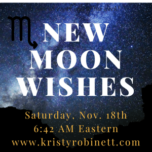 New Moon Wishes