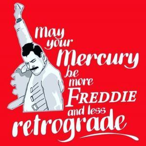 Hold Your Tongue and Mercury Retrograde | Kristy Robinett