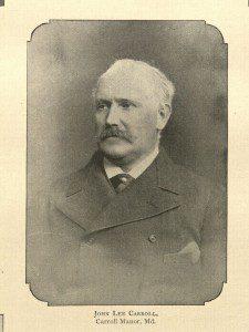 John Lee Carroll