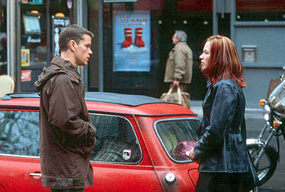 The Bourne Identity 2002 Jeffrey Overstreet