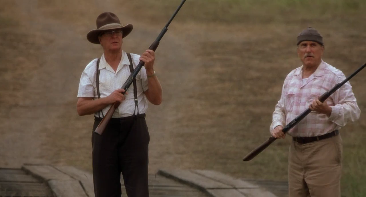 Secondhand Lions (2003): A Conversation With Robert Duvall