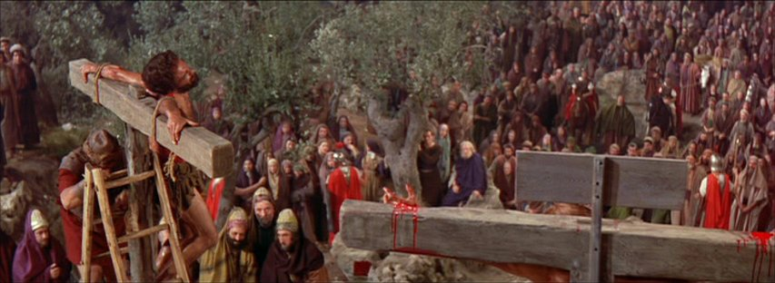 history and tradition in movie depictions of the cross