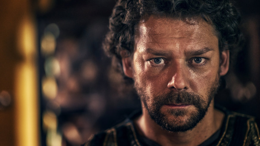 Richard Coyle Is Caiaphas