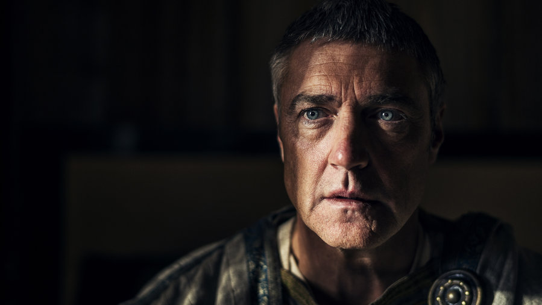 Vincent Regan Is Pilate