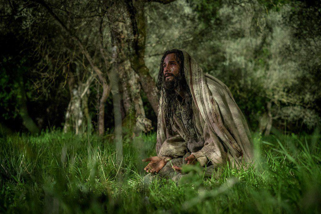 Rodrigo Santoro plays Jesus in Ben-Hur from Metro-Goldwyn-Mayer Pictures and Paramount Pictures.