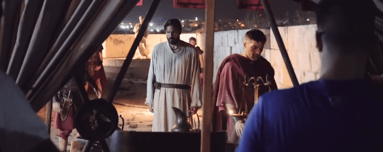 Watch: Fiction and biblical accuracy meet in <i>Paul, Apostle of