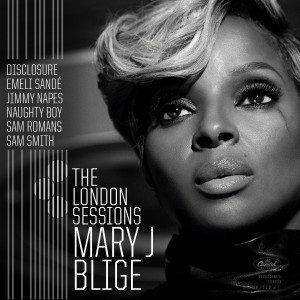 MaryJBlige-London