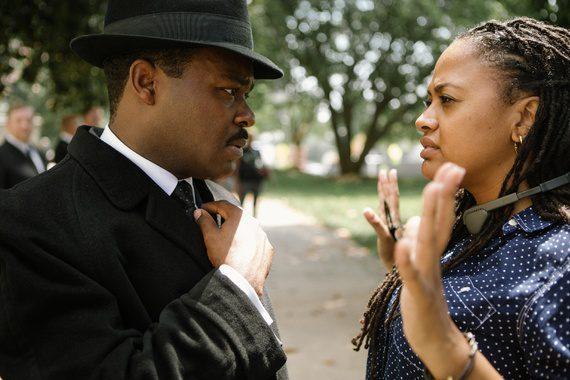David Oyelowo and Ava DuVernay Selma Movie