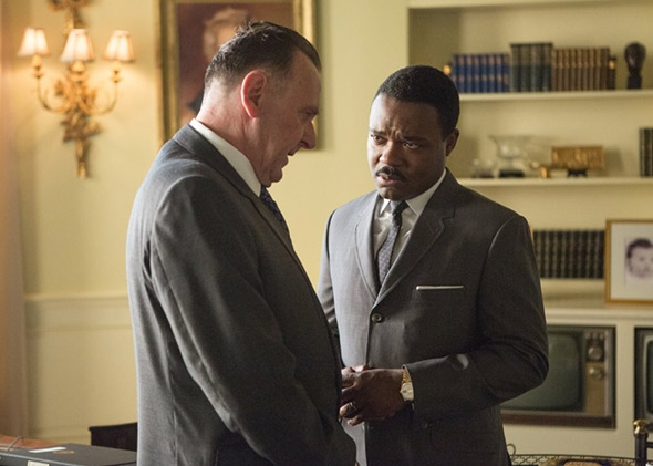 Selma-movie-MLK-LBJ