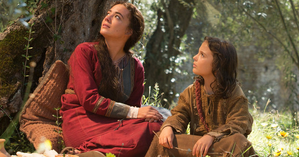 Mary and Jesus in The Young Messiah